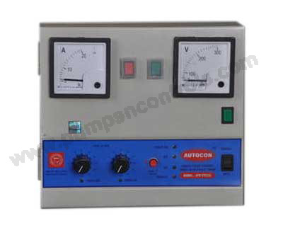 Single Phase Submersible Pump Control Panel with cyclic timer