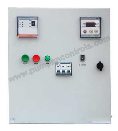 3 Phase Digital Control Panel