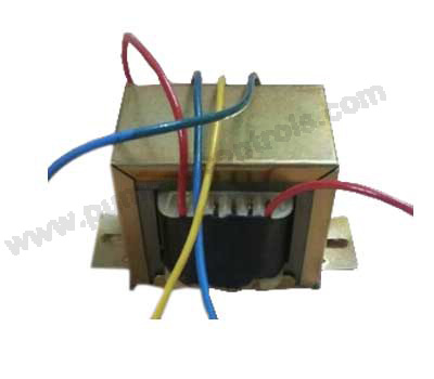 electrical transformer for control panel