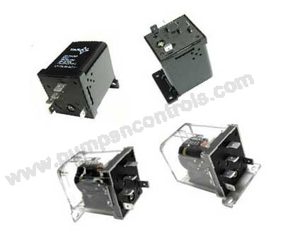 pumps relay switches